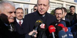 There is nothing definite or concrete yet in Manbij: President Erdoğan