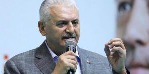Binali Yıldırım AK Parti İstanbul Büyükşehir Belediye Başkan adayı oldu