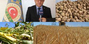 Ahlât tarım havzası ülkenin hem ekonomisine hem de istihdamına katkı sunuyor