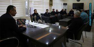 Lice'de muhtarlar toplantısı gerçekleştirildi