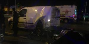 Batman'da 2 ayrı kazada 13 kişi yaralandı