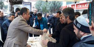 Bismil Belediyesinden sıfır atık projesine büyük destek
