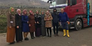 Diyarbakır Lice'de 7 genç çiftçiye destek