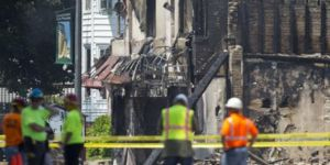 At least 3 dead, 80 missing in Russia apartment explosion
