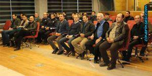 Yenişehir Belediyesi Spor Kulübü Derneği olağan genel kurul toplantısı yapıldı