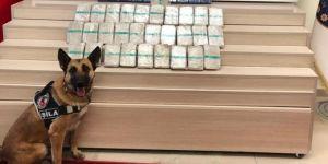 Van'ın Edremit ilçesinde uyuşturucu operasyonu