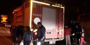 Mardin Nusaybin'de vatandaşların su ihtiyacı itfaiye araçlarıyla karşılandı