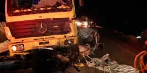 Akçakale-Ceylanpınar Karayolu'nda hatalı sollama can aldı