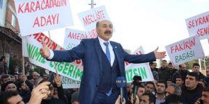 Sebgetullah Seydaoğlu Diyarbakır adaylığını açıkladı
