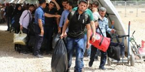 295,480 Syrians return to their country: Turkish Interior Ministry