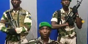 Gabon'da darbe girişiminde bulunan askerler yakalandı
