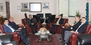 Diyarbakır tarıma dayalı organize sanayi besi bölgesi istişare toplantısı düzenledi