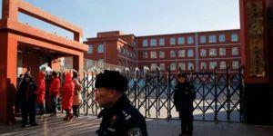 Çin'de ilkokula bıçaklı saldırı: 20 yaralı