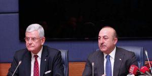 Minister Çavuşoğlu evaluates US decision to withdraw from Syria