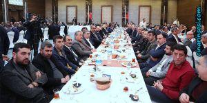 Diyarbakır'da İş Dünyası ve STK temsilcileriyle istişare toplantısı düzenlendi
