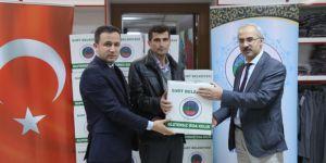Siirt'te Çölyak hastalarına destek olunmaya devam ediliyor