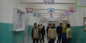 Bitlis Said-i Nursi Anadolu İmam Hatip Lisesinden örnek Arapça öğrenme uygulaması