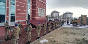 Erciş'te PKK operasyonunda 13 şüpheli tutuklandı