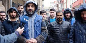 Viranşehir'de esnaftan elektrik kesintilerine tepki