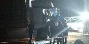 Viranşehir'de TIR şoförü yol kenarında ölü bulundu