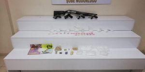 Gaziantep'te uyuşturucu operasyonu: 13 şüpheli gözaltına alındı