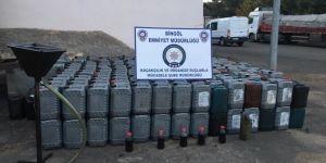 Bingöl'de kaçakçılık olaylarını aydınlatma oranı arttı