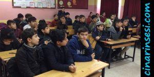 Büyükşehir Belediyesinin çevre ve geri dönüşüm eğitimleri devam ediyor