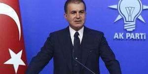 AK Parti Sözcüsü Çelik'ten gündeme dair önemli açıklamalar