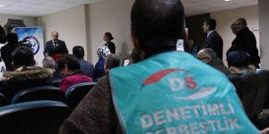 Düzce'de denetimli serbestlik yükümlüleri kamu yararına çalışıyor