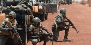 Mali'de BM üssüne saldırı: 10 ölü