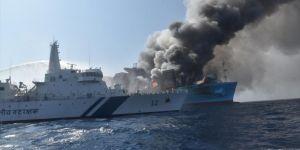 Kerç Boğazı'ndaki gemi yangınlarında 14 kişi hayatını kaybetti