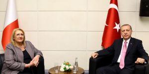 Malta Cumhurbaşkanı Marie-Louise Coleiro Preca Türkiye'ye geliyor
