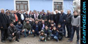 Cumali Atilla'dan Bağıvar ve Çarıklı'ya ziyaret