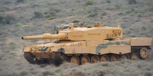 TSK Tel Rıfat'tan yapılan taciz ateşine karşılık verdi