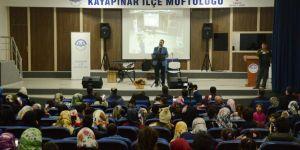 Diyarbakır'da yetimler yararına ilahi dinletisi düzenlendi