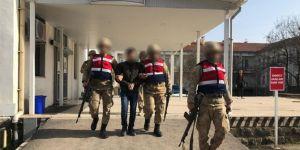 Kobani'den Diyarbakır'a gönderilen PKK'li tutuklandı