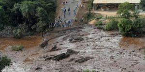 Brezilya'da maden atık barajı çöktü: Ölü ve yüzlerce kayıp