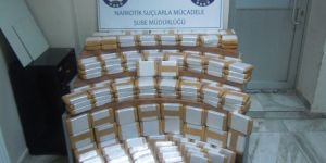 Erzurum-Aşkale yolu 1 ton 535 kilo eroin ele geçirildi