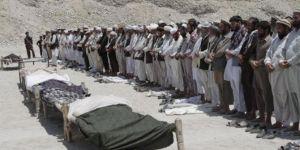 Afganistan'da her yıl binlerce sivil katlediliyor