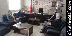 Diyarbakır Müftülüğünden Çüngüş Belediyesine ziyaret