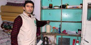 Nusaybin'de 13 kişilik aile tek göz odalı evde yaşam mücadelesi veriyor
