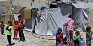 Al-Hol Kampındaki 29 çocuk hayatını kaybetti