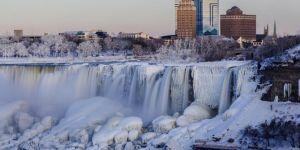 ABD'de aşırı soğuktan ölenlerin sayısı 21'e yükseldi