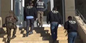 Kımızı bültenle aranan DEAŞ'lı Akçakale'de sınırda yakalandı