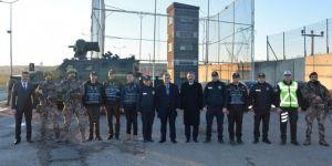 Emniyet Genel Müdürü Celal Uzunkaya Diyarbakır'a geldi