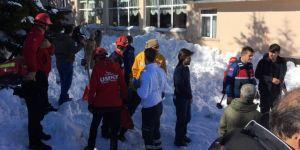 Uludağ'da kar kütlesi düştü: Çok sayıda yaralı var