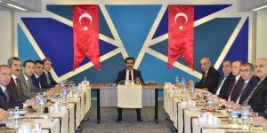 Diyarbakır'ın ekonomisi masaya yatırıldı