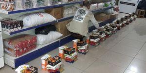 Bingöl Umut Kervanı ocak ayı faaliyet raporunu açıkladı