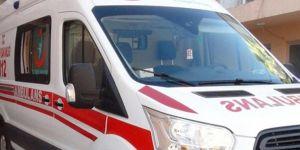Halfeti'de üzerine televizyon düşen çocuk hayatını kaybetti