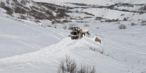 Muş'ta 150 köy yolu ulaşıma kapandı